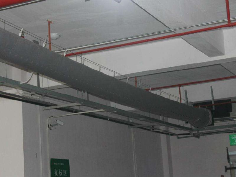 除尘系统风管布置与选型