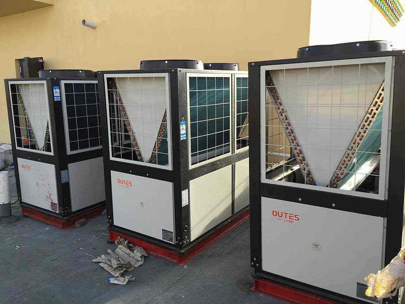 空气能地暖系统