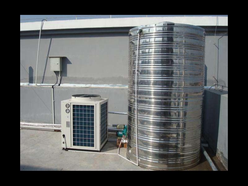 空气能热泵两联供安装经验