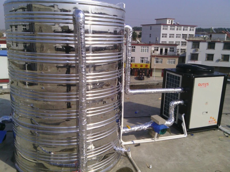 空气能热泵地暖中央空调