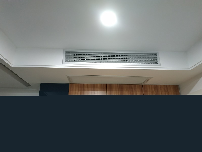 中央空调的优点、分类、组成