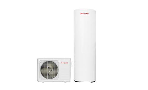 芬尼克兹空气能热水器分体式