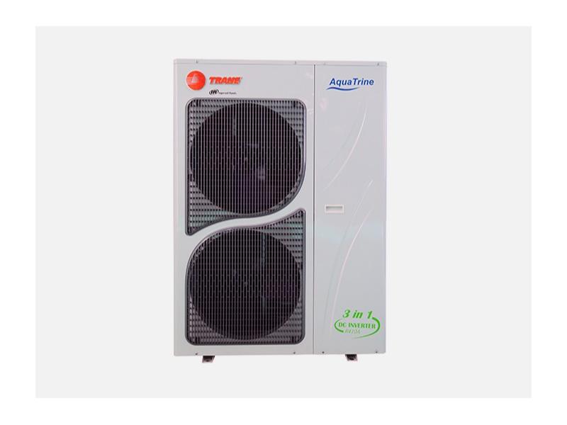 越邦机电中央空调工程的四大部件