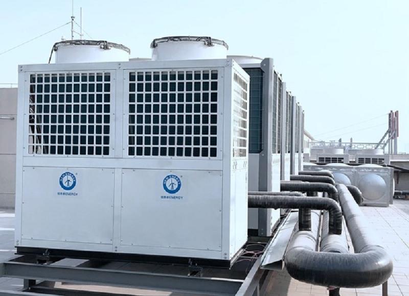 空气能热泵系统