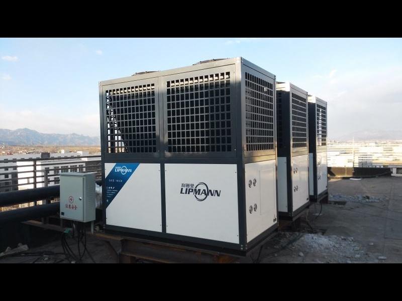 空气能热泵地暖