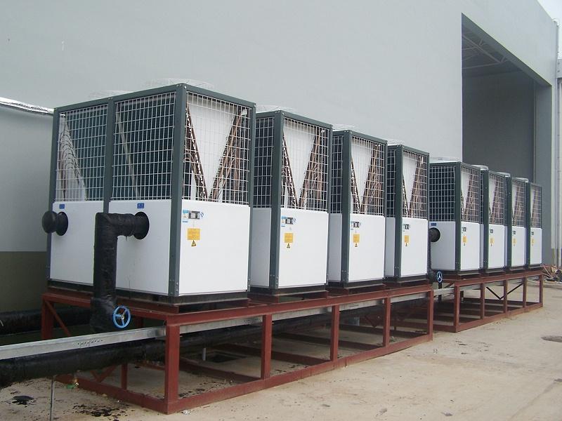 空气源热泵二联供系统