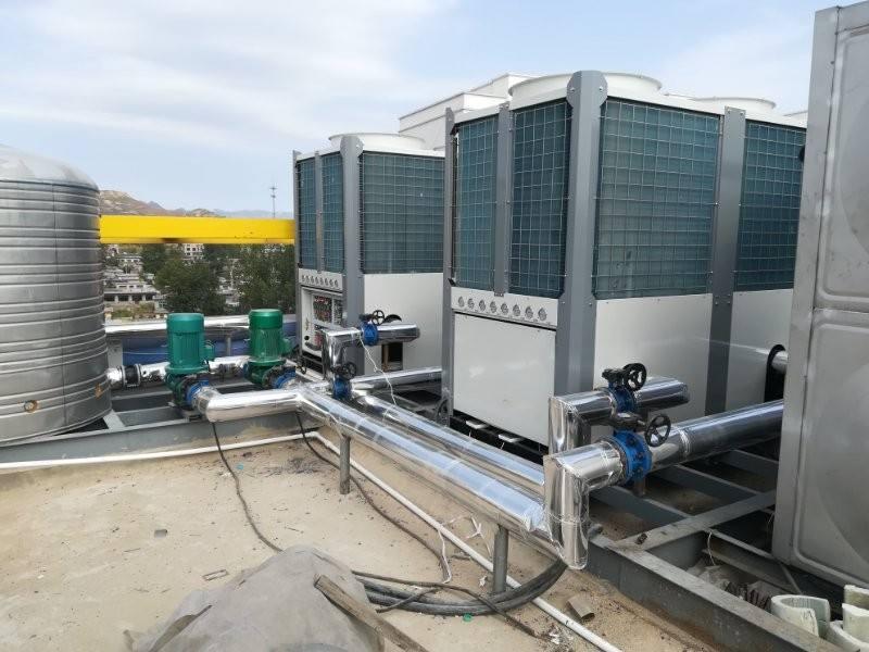 空气能热泵体系