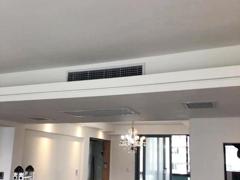 家用中央空调安装