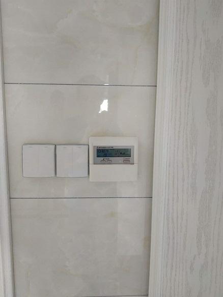 五浦汇家用中央空调安装工程