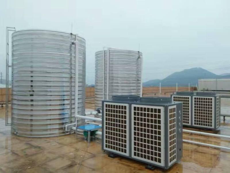 热水需求量小,买空气能热水器不划算?选两联供就对了!