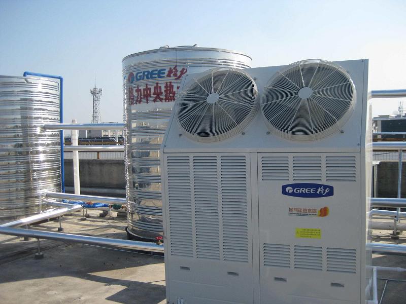 空气源采暖机组