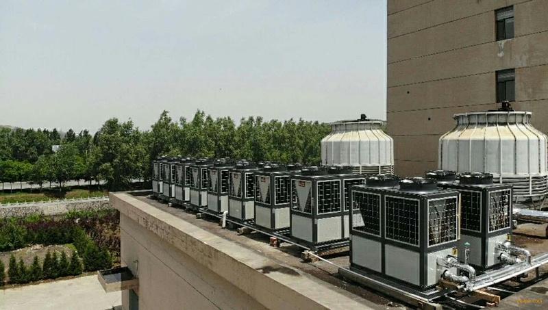 空气能地暖+中央空调
