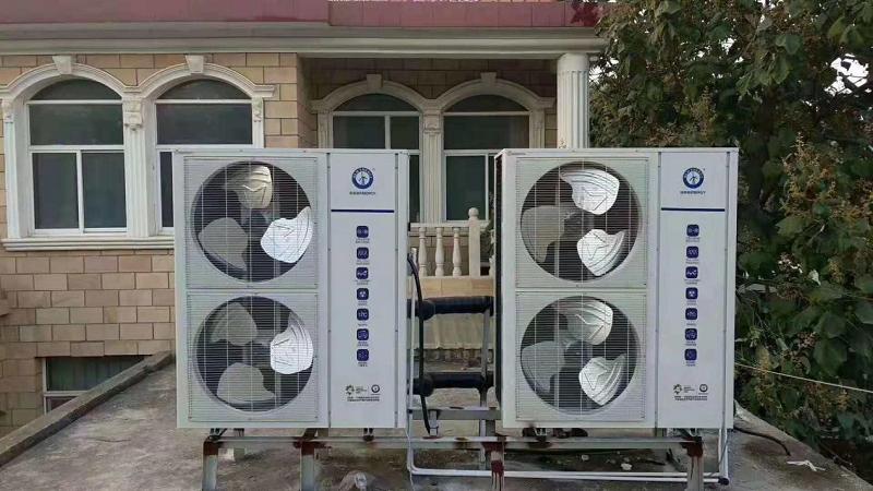 空气源采暖