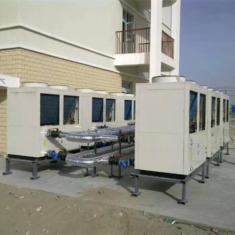 特灵空气源热水器