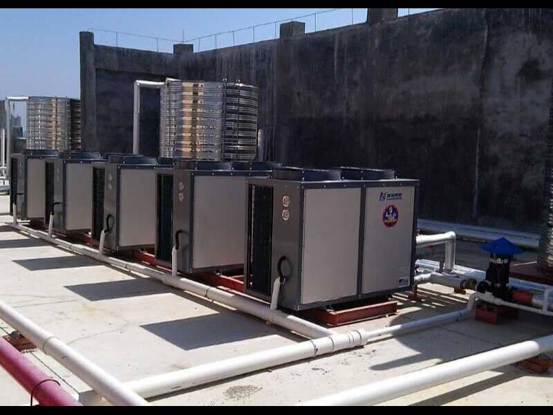 空气源两联供系统设计以及安装要求
