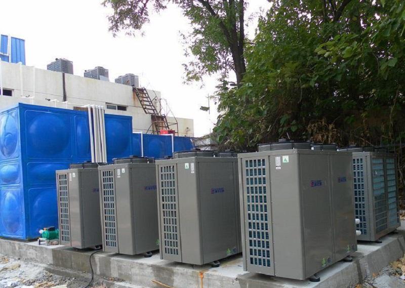 空气能热泵采暖系统