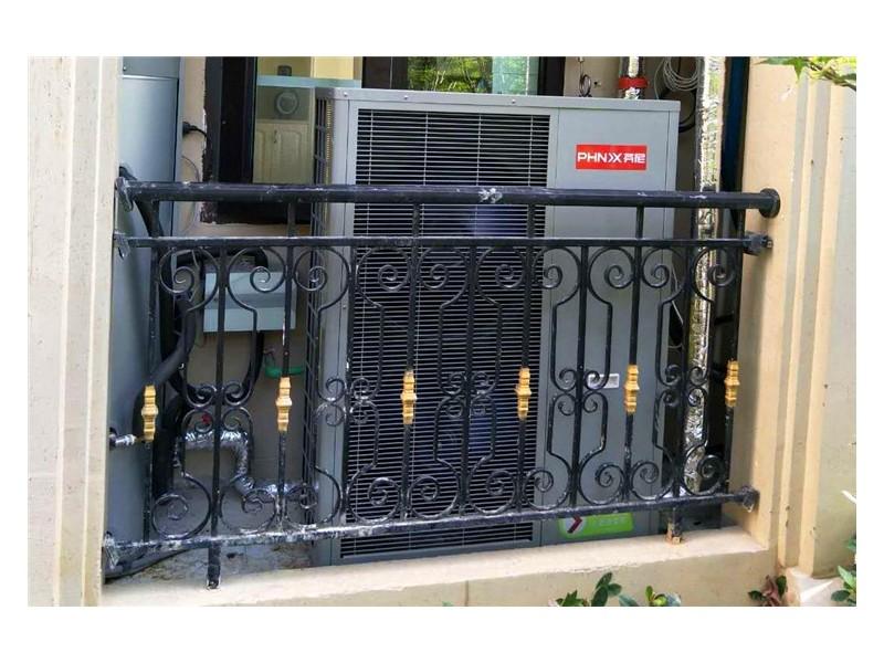 热泵是怎样实现地暖+多联机,一套系统两种享受?