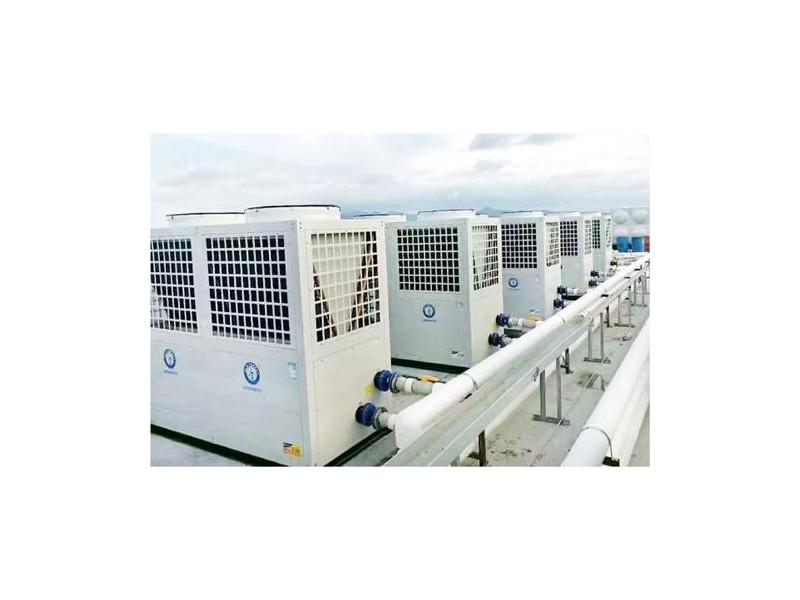 工厂车间空气能热泵系统配置方案