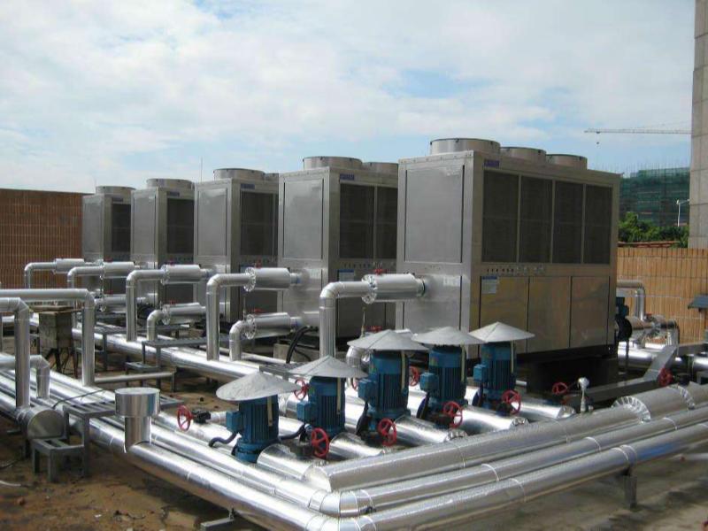 约克空气源热泵两联供有哪些优点