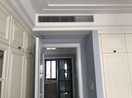 金鹰华庭中央空调安装系统工程、地暖系统工程