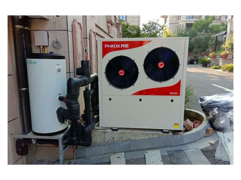 空气能采暖中,如何挑选和安装分集水器?