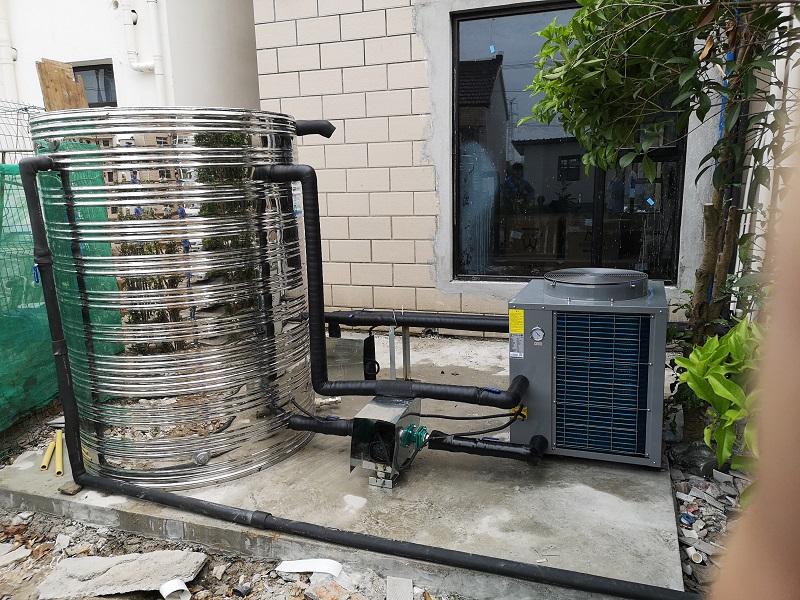 空气能热水设备的查验