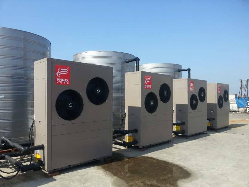 酒店空气能热水器系统效果怎么样