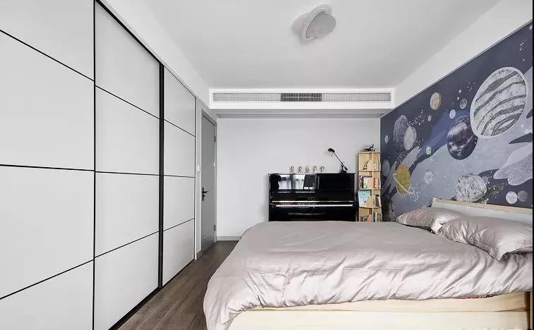 家用卧室中央空调
