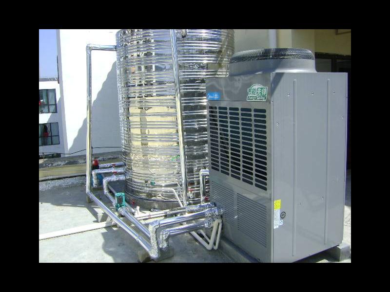 空气能冷暖一体机