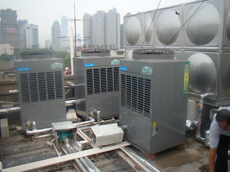 空气能热水器系统