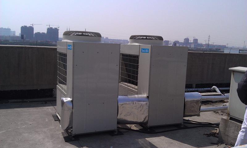 空气能热泵取暖