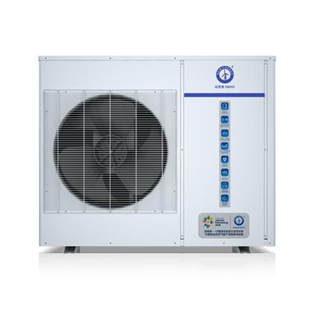 纽恩泰智汇变频采暖热泵3匹机