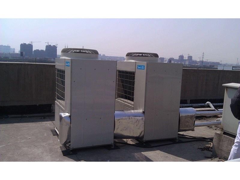 空气能采暖机