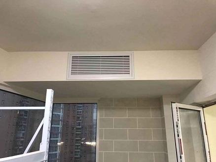 中央空调安装效果图