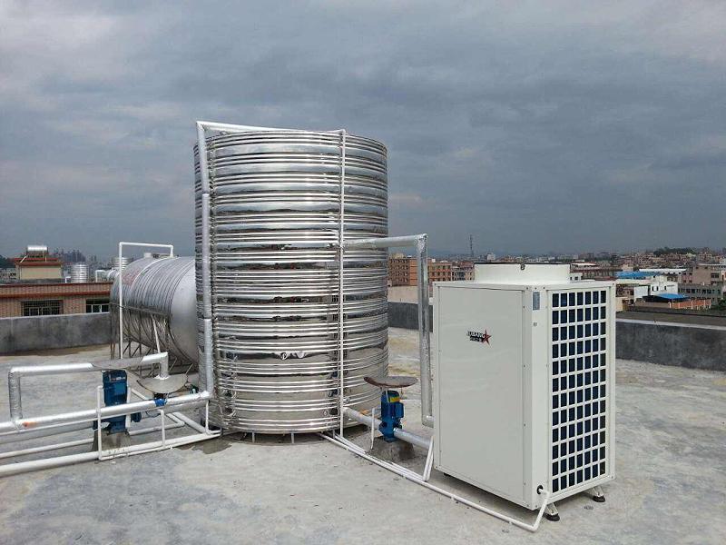 空气能中央空调