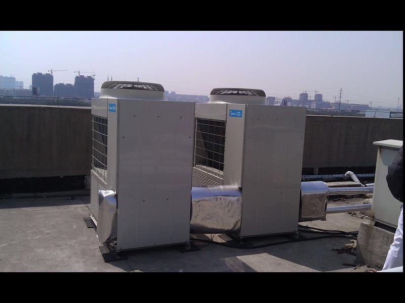 空气能地暖空调