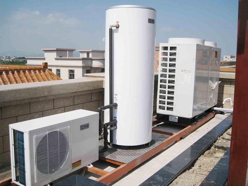 空气能热泵冷暖两联供