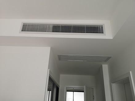 东方金门花园家用中央空调安装工程