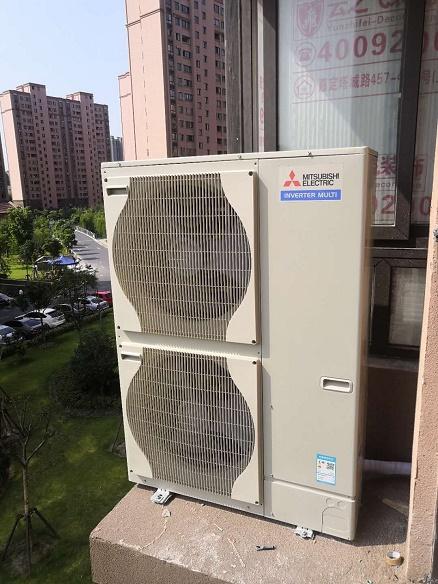 明日星城中央空调安装