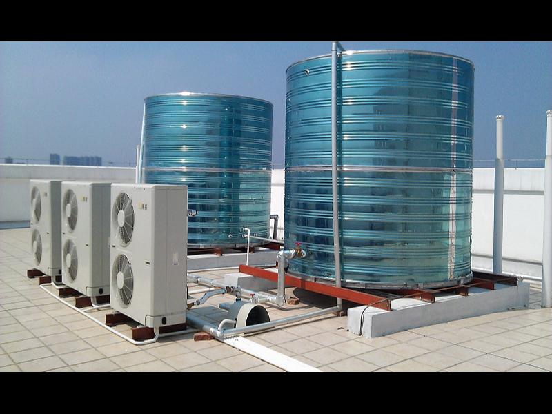 空气能热泵中央空调