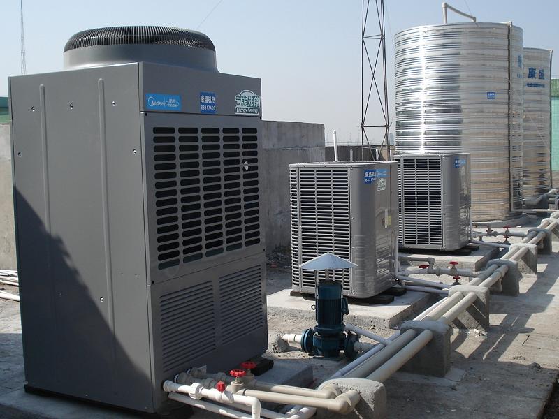 空气源热泵两联供系统