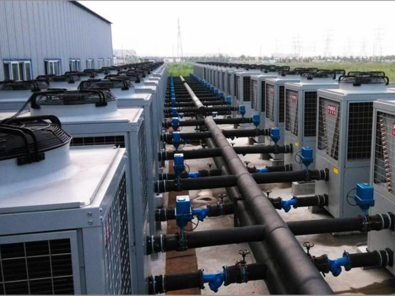 想要空气源热泵机组经久耐用,这8个点很重要!
