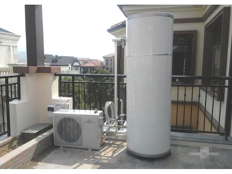 不了解空气源热泵看过来,核心4大部件给您一一解释