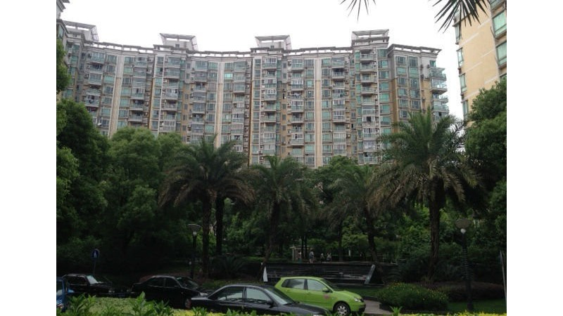 上海金沙雅苑组合式中央空调系统工程