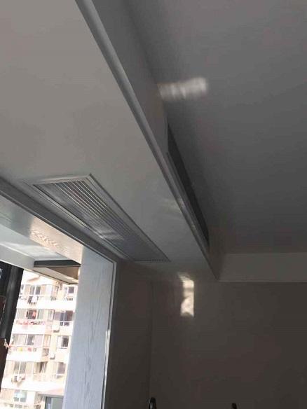 中环一号家用中央空调安装工程
