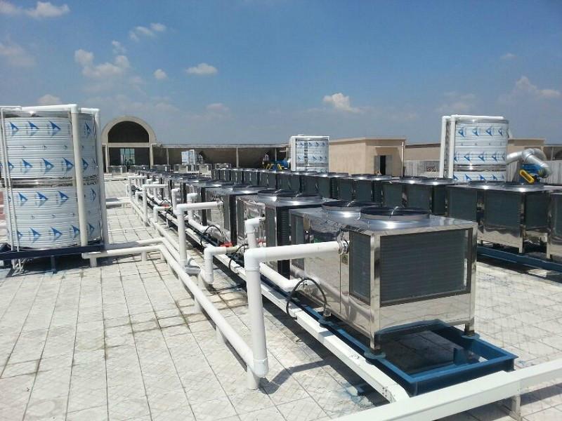 -25℃可制热的空气能热泵不是只有压缩机就够了