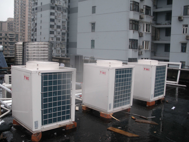 空气能热泵热水机