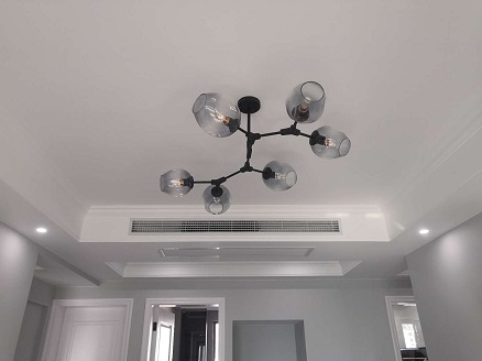 上海新信名邸家用中央空调系统工程安装
