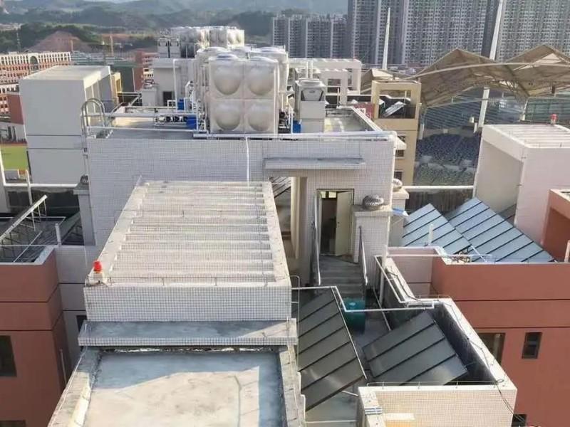 上海空气源热泵两联供系统安装优势