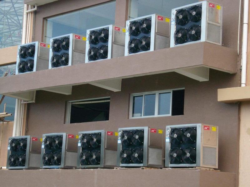 空气能热泵热水系统